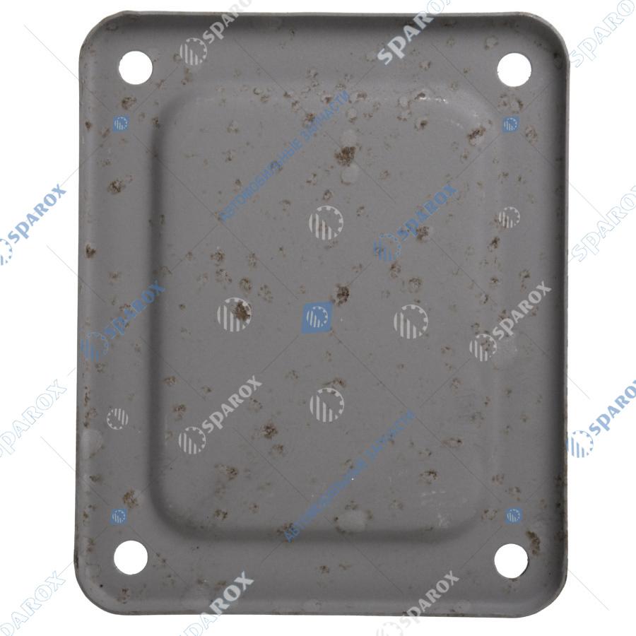 236-1601030-А2 Крышка люка картера сцепления МАЗ, УРАЛ, КрАЗ верхняя (Автодизель)