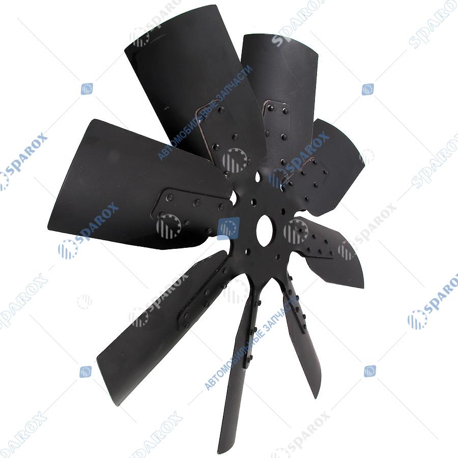 8423-1308012-01 Крыльчатка вентилятора (ТМЗ) прямой обдув