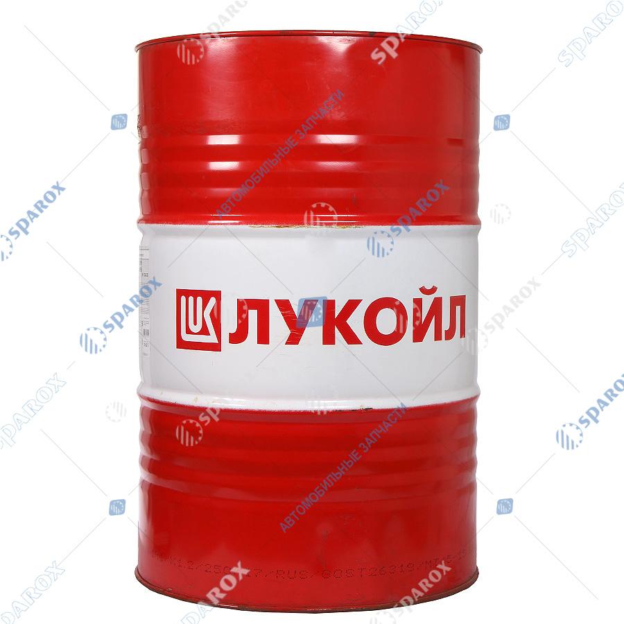 Лукойл 10W-40 Масло моторное полусинтетическое Лукойл Авангард 10W-40 (216 л)