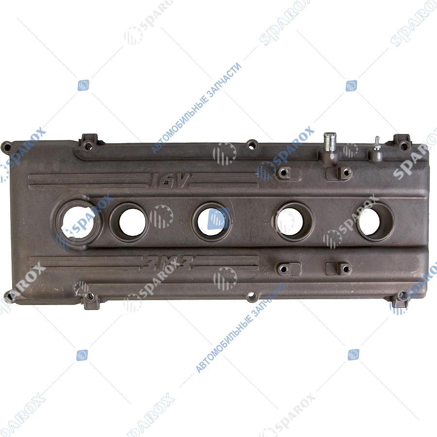 406-1007230-41 Крышка клапанов ДВ-406, 405, 409 ГАЗель, Волга, УАЗ (ОАО ЗМЗ) металл