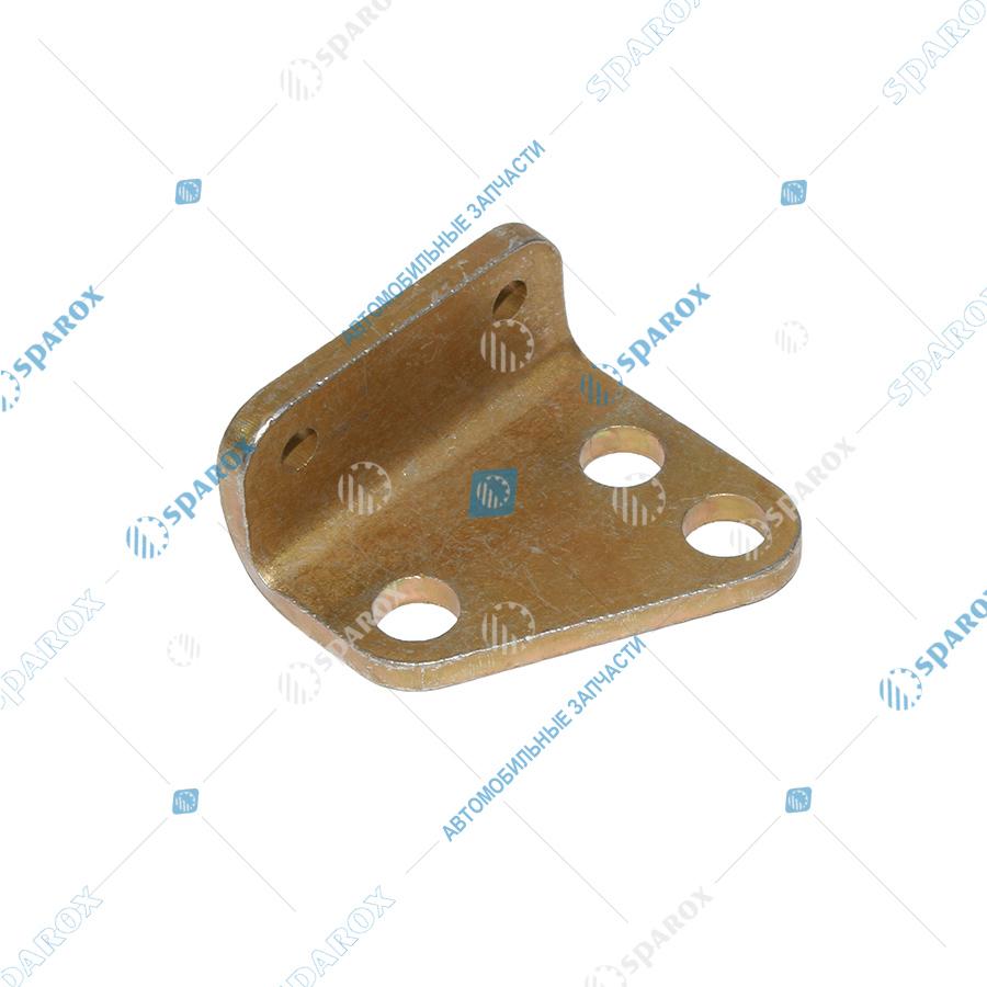 536-1117152 Кронштейн фильтра тонкой очистки топлива (ФТОТ) дв. ЯМЗ-536 (Автодизель)