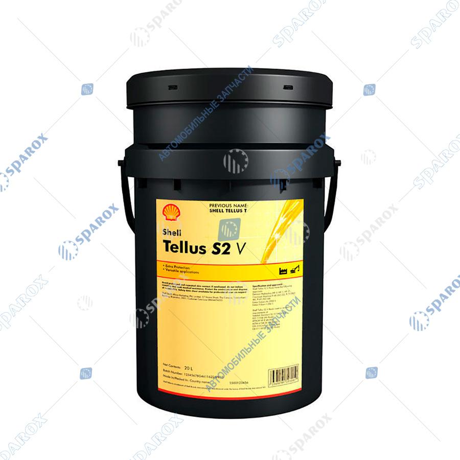 Shell Масло гидравлическое Shell Tellus S2 M 46 (20 л)