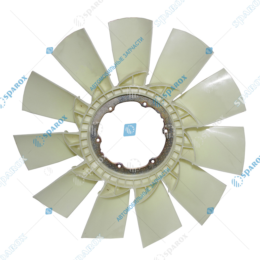 650-1308012 Крыльчатка вентилятора (D=680мм) дв.ЯМЗ-650 ЕВРО-3