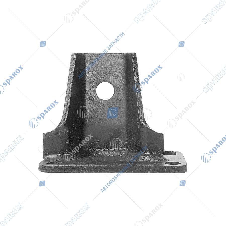 40524-1001014 Кронштейн передней опоры двигателя правый ДВ-405 ЕВРО-3, ГАЗель (ОАО ЗМЗ)