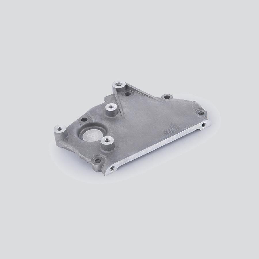 5143-1003086 Крышка головки блока цилиндров передняя ДВ-5143 УАЗ (ОАО ЗМЗ).