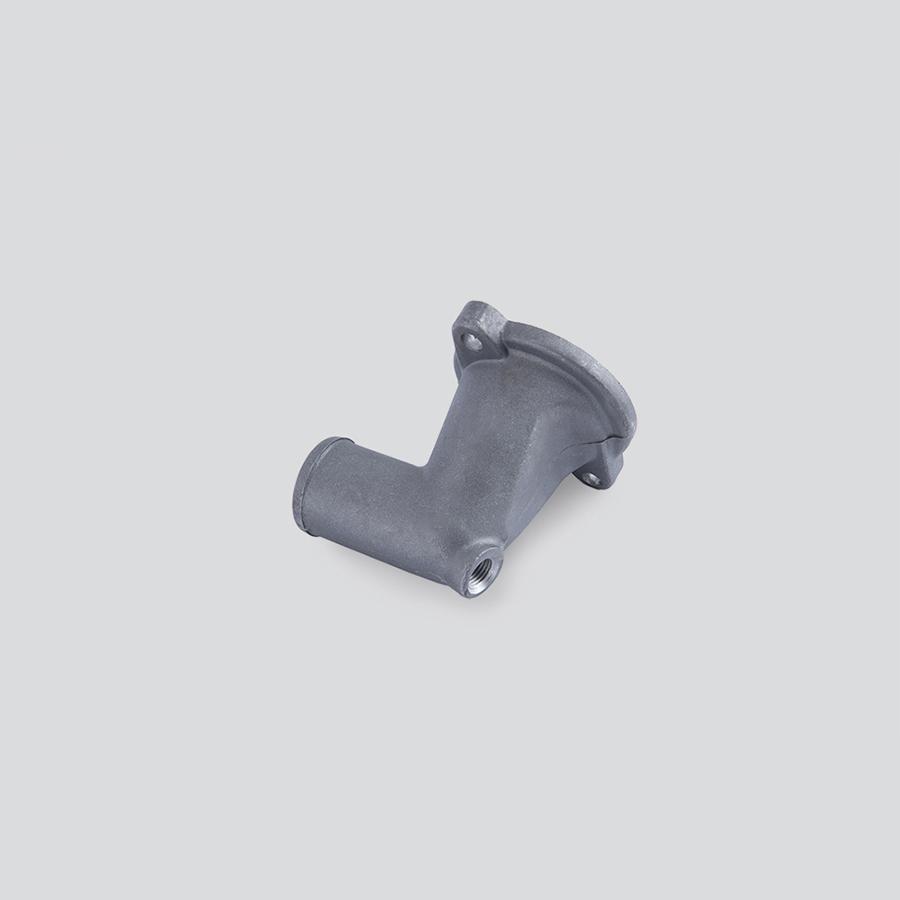 406-1306032-11 Крышка корпуса термостата ДВ-405, 406, 514 ГАЗель (ОАО ЗМЗ)