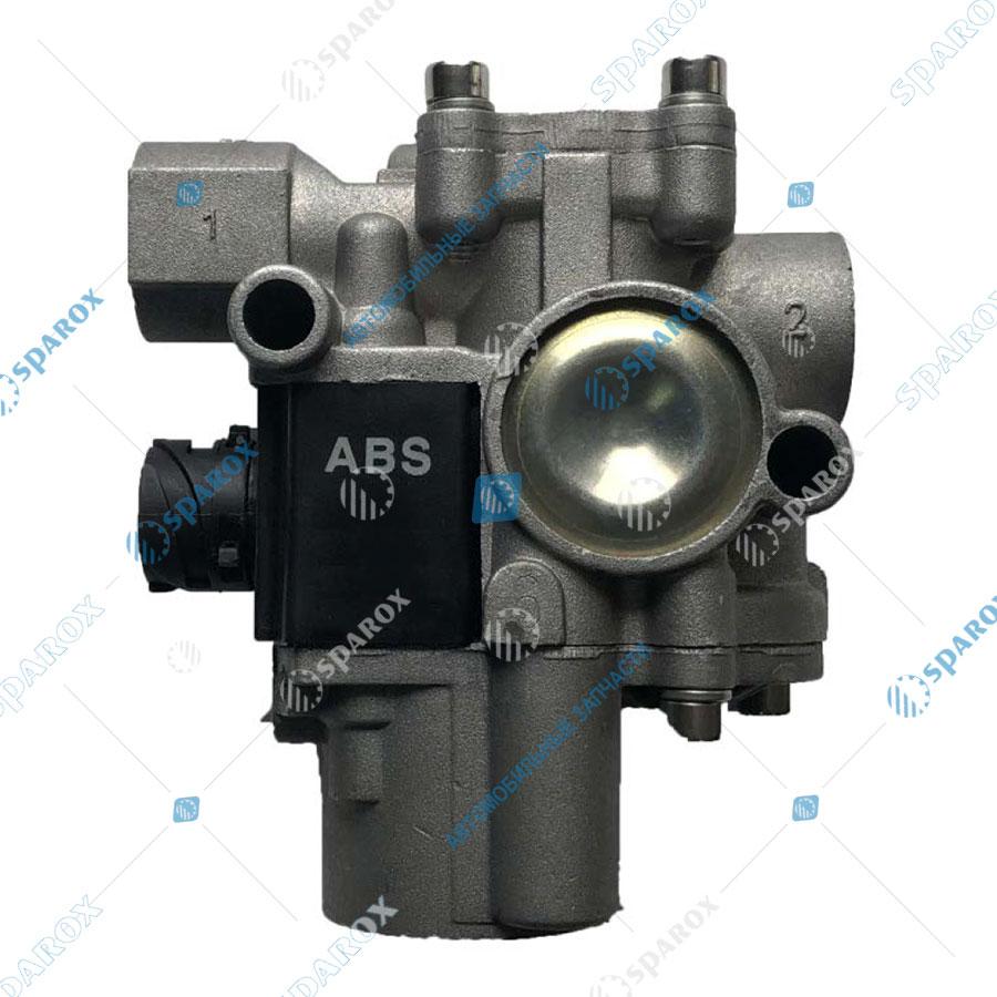 14-3533110-10 Модулятор АБС 12v ГАЗон-NEXT, ГАЗ-33104 аналог Wabco 4721950660 (ПААЗ)