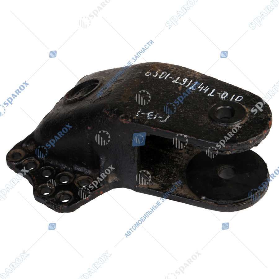 6301-2912442-010 Кронштейн опоры пневмоподвески МАЗ передний (ОАО МАЗ)