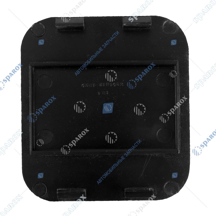 4301-6101462 Крышка петлевого люка двери ГАЗ-3307, 3309, 3308 Садко, ГАЗель, Соболь (Автокомпонент)