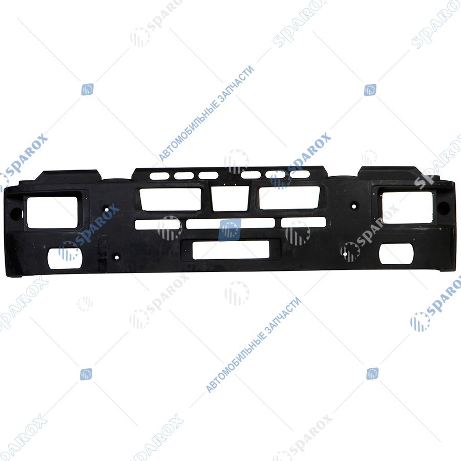 6430-2803010 Бампер передний верхний МАЗ (ОЗАА)