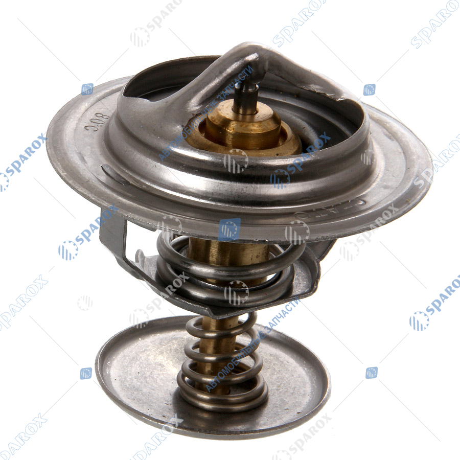 ТС107-1306100-01 Термостат Камаз, ГАЗ t-80 ТС107.1306100-01 (СтАТО)