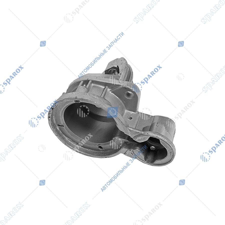 402-3708400-452 Крышка стартера ДВ-402 ГАЗель, Волга, УАЗ (редукторный) (КиТ)
